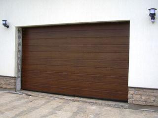 Porti pentru garaje, porti rulou si sectionale