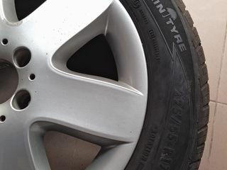 Продам комплект колес на мерседес виана