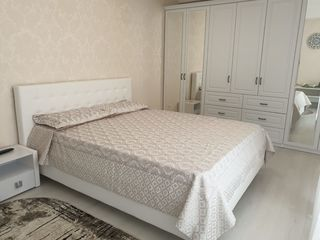 100 lei/ora. lux. nou. apartament la cel mai înalt nivel. Botanica. 400 noaptea. 24ore-35€