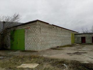 Se vinde depozit industrial cu suprafata de 380 m.p. cu teren aferent de 14 ari