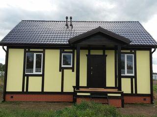 Новый дачный дом с отделкой без посредников