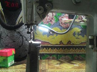 колонковая машинка с шагающей лапкой .ПМЗ