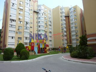 "Рышкановка. ж.к. ""New City"" ул. Б. Воевод."