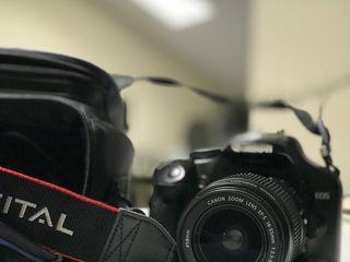 Canon EOS Rebel XSi 450D (3.00x zoom  18-55mm   12.2 MP Digital SLR Camera in Black