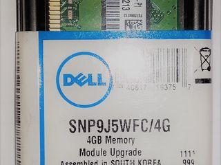 4GB RAM module Dell - cutii sigilate, produs nou