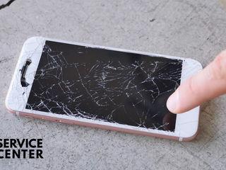 Iphone 7/7+  Стекло разбил, пришел, заменил!