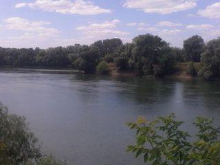 Se vinde casa pe malul Nistrului 30 km de la Chisinau
