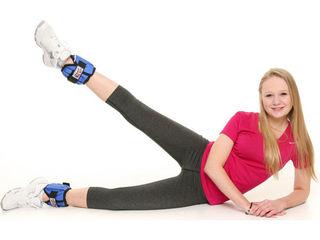 Распродажа утяжелителей 1,2,3 кг от 20 до 30%! greutăți de picioare cu reducere 30%