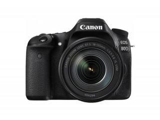 Canon eos 80d body + cadou Rucsac
