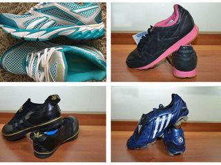 Adidas,Reebok,Puma Оригинал (мужские) 44-47 (женские) 36-40