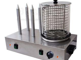 Аппарат для приготовления хот-догов. б/у