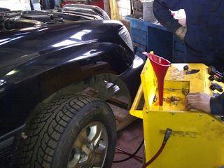 Замена масел и жидкостей автомобилей в Кишиневе