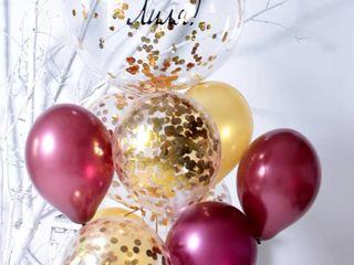 Шары с гелием baloane cu heliu