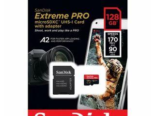 SanDisk MicroSD 128/64Gb NOI.