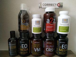 Vitamine pentru copii si maturi doterra