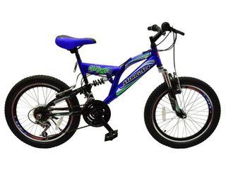 """Велосипед возраст 6-9 лет Morgan Tiger 20"""""""
