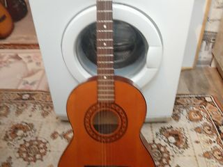Классическая Гитара Conzert Guitar made West German 1200 лей Классическа