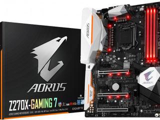 Gigabyte Aorus Z270X-Gaming 7