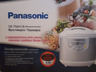 Мультиварка  Пароварка Panasonic новая