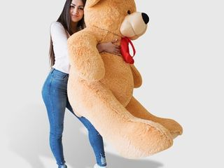 Urs de pluş Gigant.Cadou pentru iubită de la 350 lei