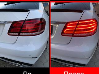 REPARATIE-Stopuri-Leduri Mercedes 212(toate tipurile).