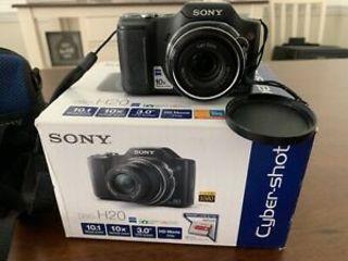 Cyber-shot Sony DSC-H20