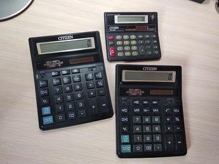Калькуляторы Citezen-888T (обычные)