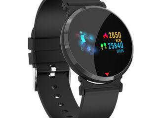 Стильные смарт часы или фитнесс часы   E28