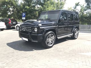 G 500 Rent A Car