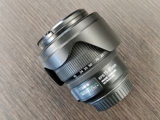 Canon EF-S 15-85mm IS USM