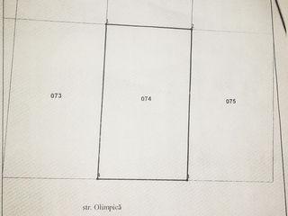 7 ar, Gratiesti, teren pentru constructii
