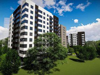 Apartament cu 1 camera in bloc nou, bd. Dacia! Achitare in rate!