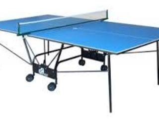 Теннисные столы - новые модели!