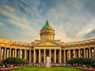 Автобус– Кишинёв – Санкт-Петербург – Кишинёв