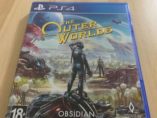 2 jocuri: The Outer Worlds + Wreckfest
