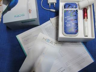 Iqos 2.4 plus - весь комплект!
