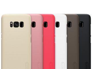 Samsung Galaxy S8, S8+ Plus G950, G955 чехлы, стекло, беспроводная зарядка