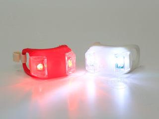 Lumini de siguranta pentru biciclete