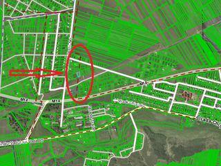 Vînzare teren p/u construcții, com. Budești la doar 12900€