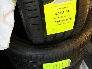 Barum  Bravuris 225/40 R18 идеальная- срочно