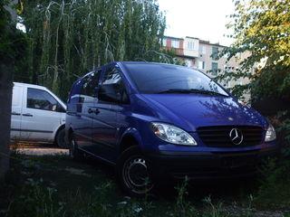 Mercedes Vito2007long 6мест