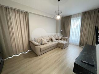 Chirie apartament 2 camere, bloc nou, reparație euro, Râșcani 680 €