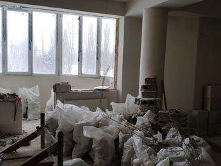 Грузоперевозки!  Вывоз мусора  - поднятие  стройматериалов  на этаж, exportăm  resturi