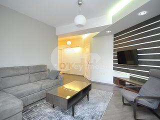 Apartament cu 2 camere, reparație euro, Centru, 430 € !