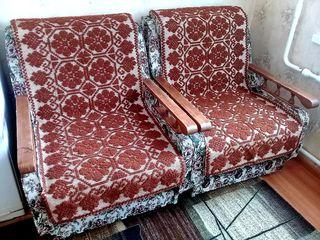 Новый комплект накидок для мебели.