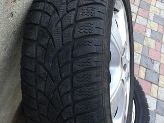 4x anvelope Dunlop M&S 195/55 R16