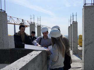 Строительство зданий, сооружений и монтаж инженерных коммуникаций