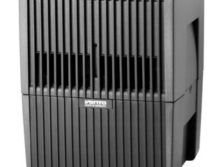 Увлажнитель воздуха Venta LW 15 Паровой/ Черный