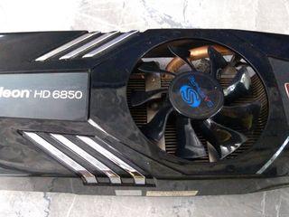 хлаждение для Radeon HD 6850