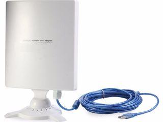 USB WiFi Адаптер для усиление wi-fi сигнала !!!